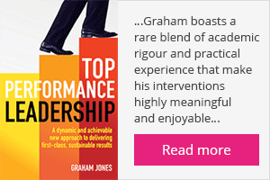 Top Performance Leadership book