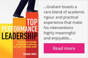 Top Performance Leadership book